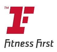 Fitness First logo, our partner